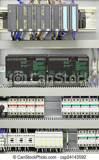 Industrial automation and control - csp24143592