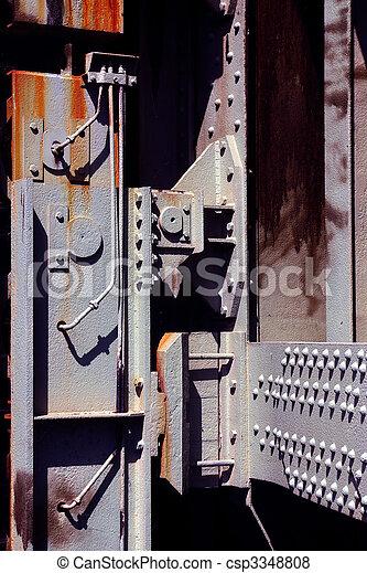 Industrial background - csp3348808