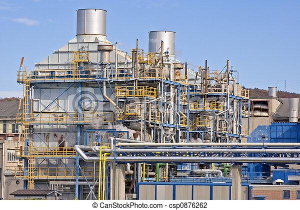 Industrial building - csp0876262