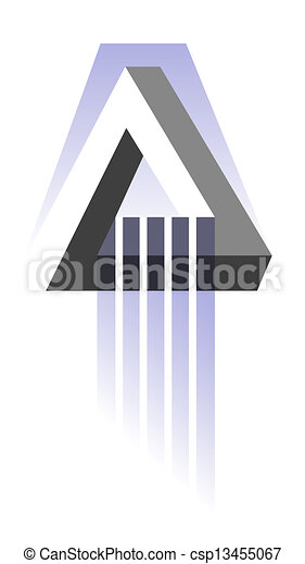 industrial business icon - csp13455067