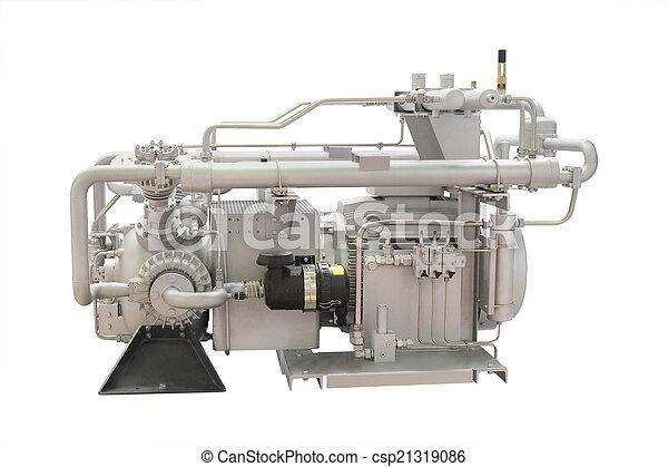 industrial compressor - csp21319086