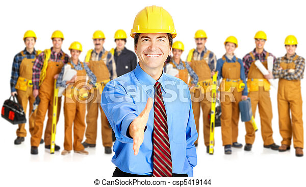 industrial, contratistas - csp5419144