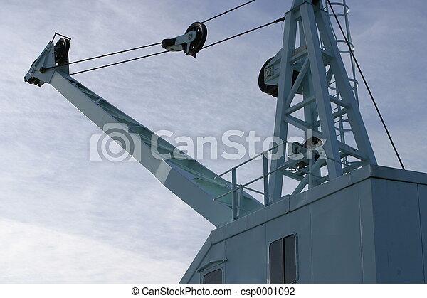 Industrial Crane - csp0001092