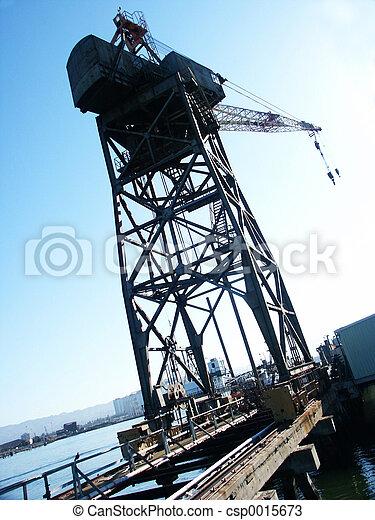 Industrial Crane - csp0015673