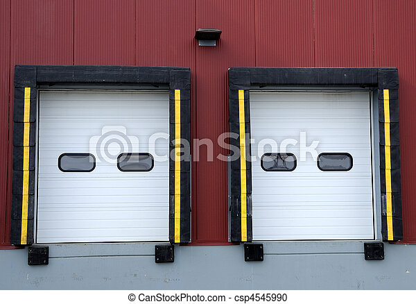 Industrial Distribution Warehouse - csp4545990