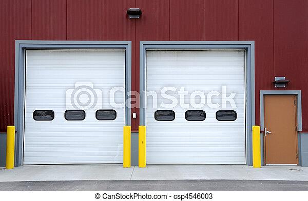 Industrial Distribution Warehouse - csp4546003