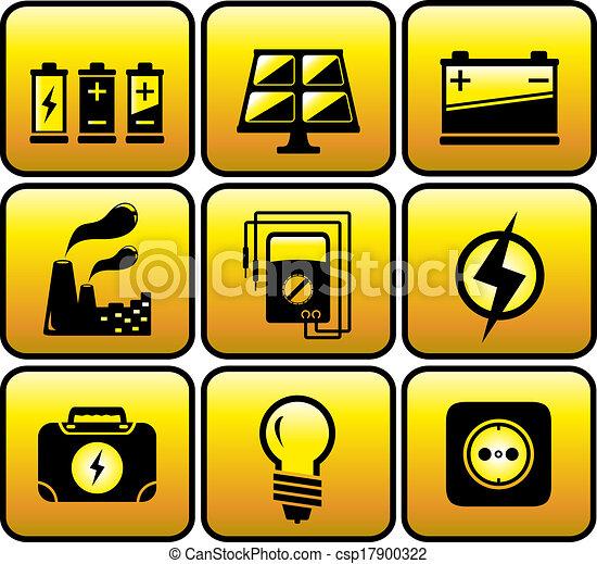 Objetos industriales y eléctricos - csp17900322