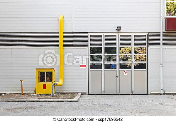 Industrial gas - csp17696542