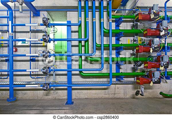 Industrial hydraulics - csp2860400