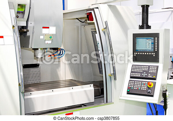 Industrial machinery - csp3807855
