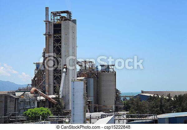 Industrial plant - csp15222848