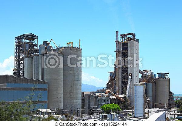 Industrial plant - csp15224144