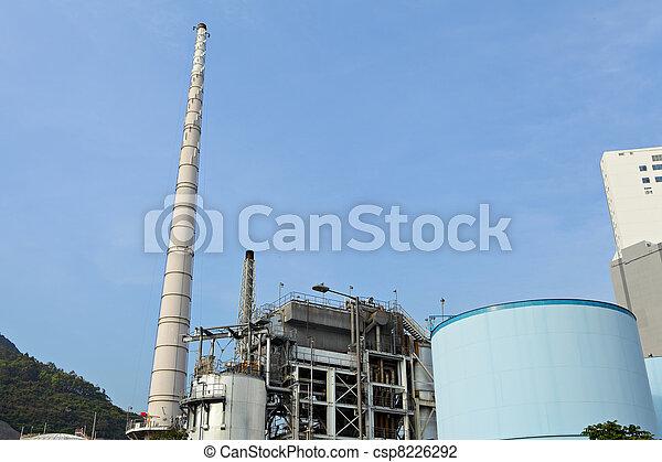 industrial plant - csp8226292