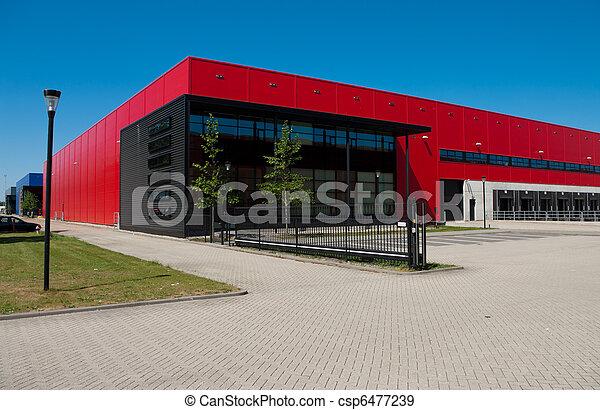 industrial warehouse - csp6477239