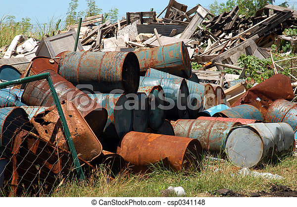 Industrial Waste - csp0341148