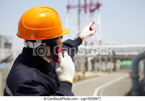 industriale, ingegnere - csp15539977
