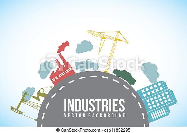 Industrias - csp11832295