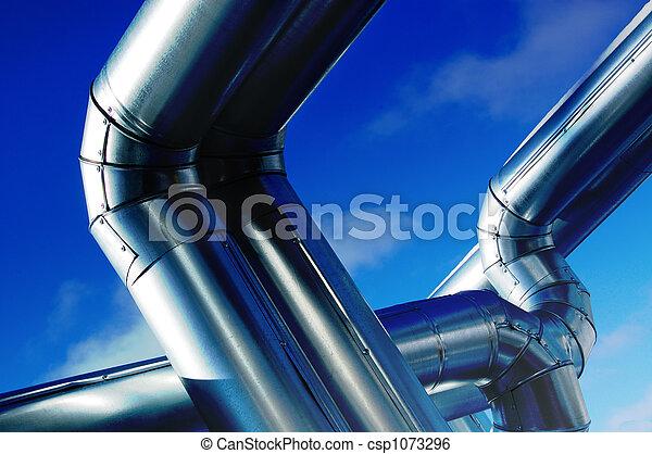 industriebedrijven, zone - csp1073296