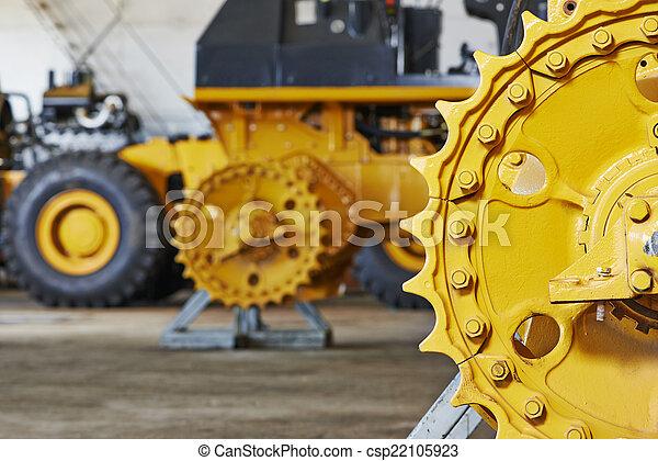 industriel, atelier, montage - csp22105923