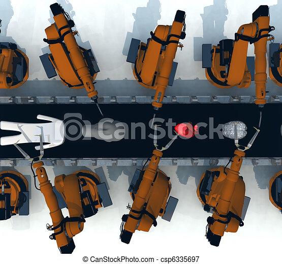 industriel - csp6335697