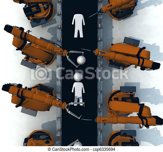 industriel - csp6335694