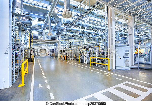 industriel, fond - csp29370660