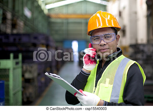 industriel, ingénieur - csp15540003