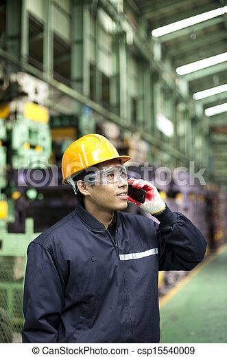 industriel, ingénieur - csp15540009