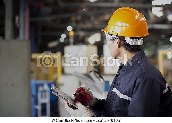industriel, ingénieur - csp15540105