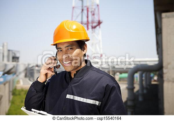 industriel, ingénieur - csp15540164
