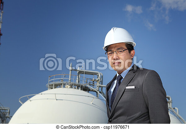 industriel, ingénieur - csp11976671