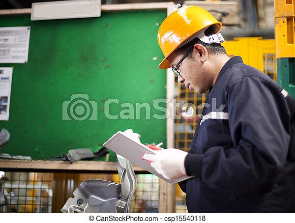 industriel, ingénieur - csp15540118