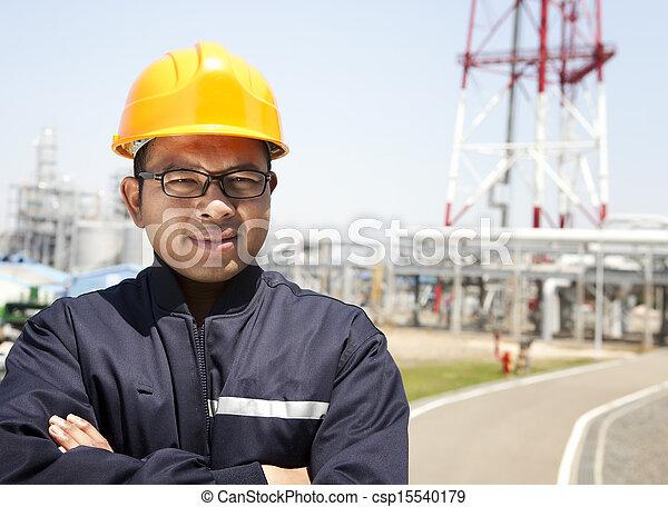 industriel, ingénieur - csp15540179