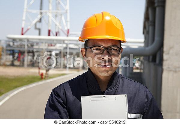 industriel, ingénieur - csp15540213