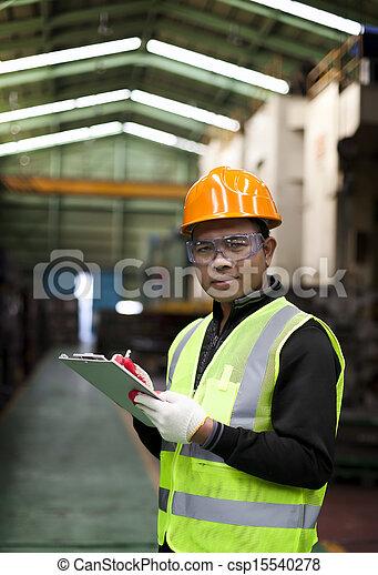 industriel, ingénieur - csp15540278