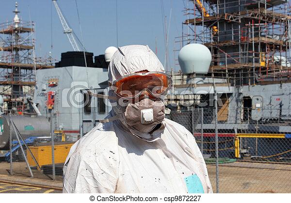 industriel, ingénieur - csp9872227