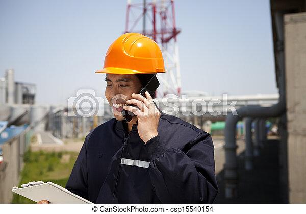 industriel, ingénieur - csp15540154