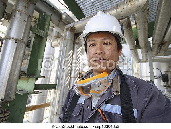 industriel, ingénieur - csp18304853