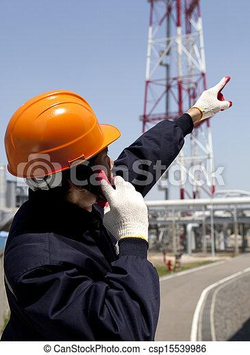 industriel, ingénieur - csp15539986