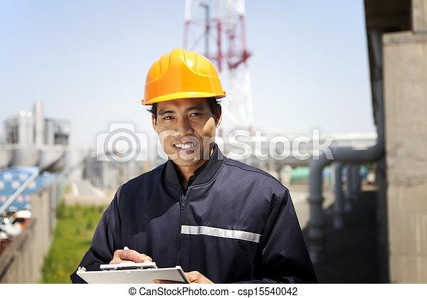 industriel, ingénieur - csp15540042