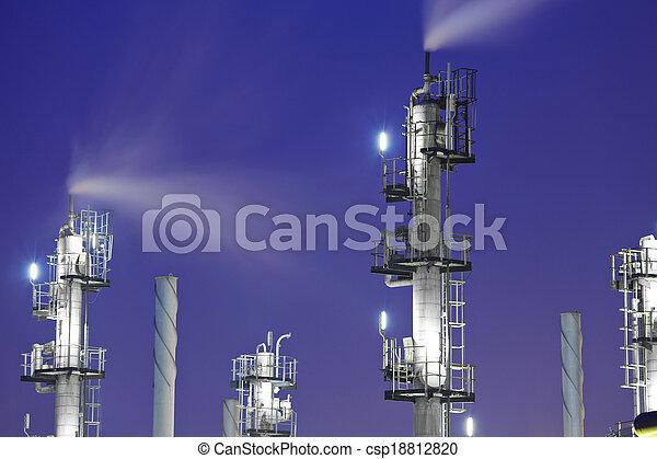 industriel, scène - csp18812820