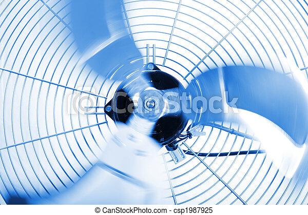 industriel, ventilateur - csp1987925