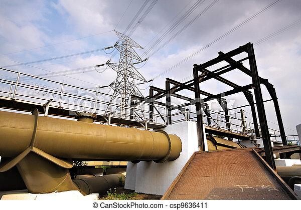Industry  - csp9636411