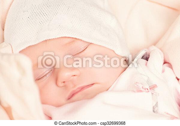 infant baby - csp32699368