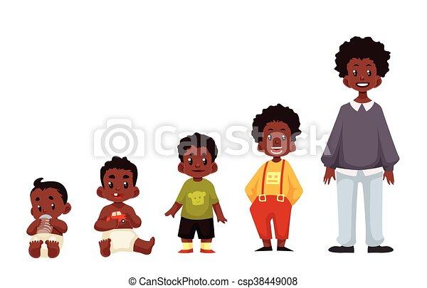 Infante set neonato ragazzi nero bambino primi passi scolaro