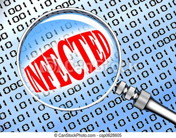 Infected - csp0628605
