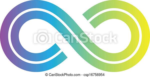 Infinity Symbol Design - csp16756954