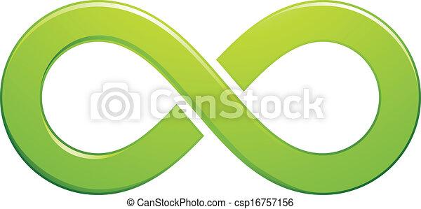 Infinity Symbol Design - csp16757156