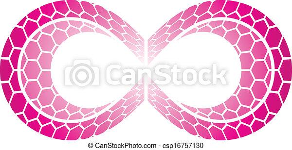 Infinity Symbol Design - csp16757130