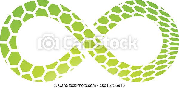 Infinity Symbol Design - csp16756915